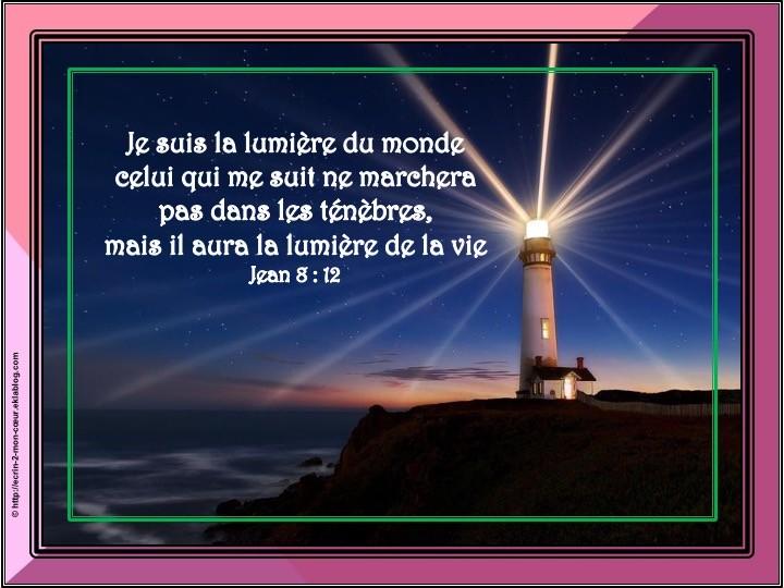 Jean 8 : 12