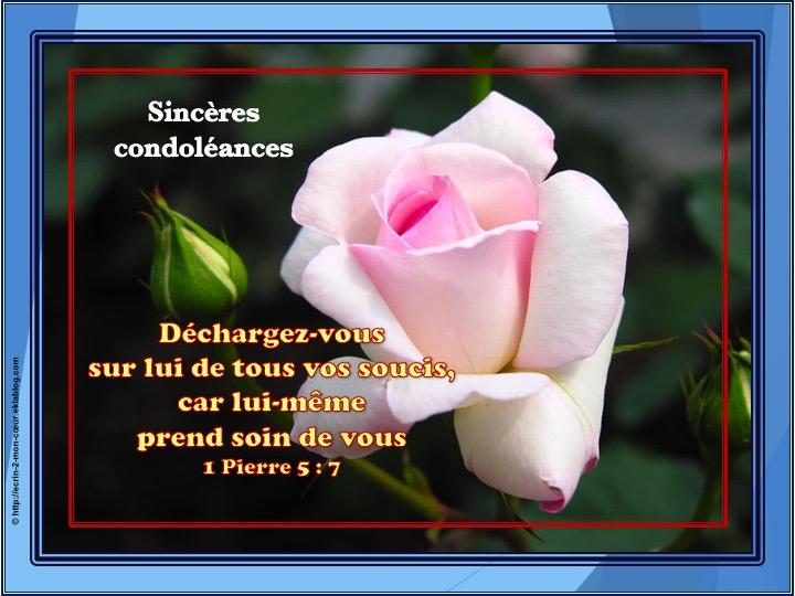 1 Pierre 5 : 7